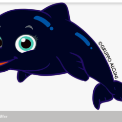 """8 giugno, Giornata Mondiale dell'Oceano: """"Il mostro della plastica"""", la storia di Casa Buonanotte con la delfina Blue e i Mini Cuccioli, letta dalla campionessa mondiale di sci Federica Brignone"""