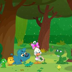 Giornata mondiale dell'ambiente 2020: 22 cartoni per bambini con i Mini Cuccioli